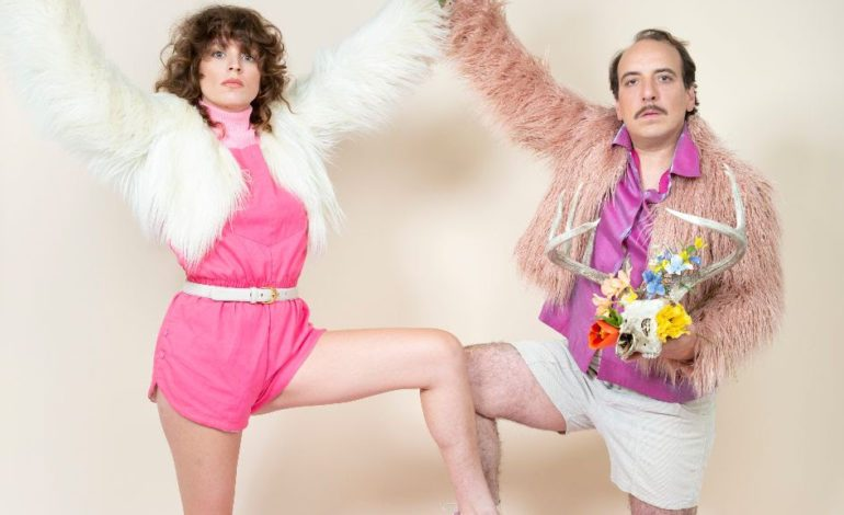 Har Mar Superstar and Sabrina Ellis of A Giant Dog Announce New Album as Heart Bones for February 2020 Release