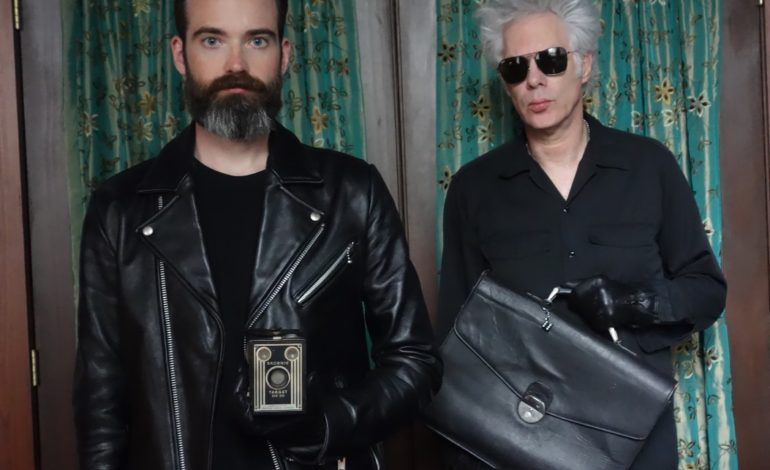 Jim Jarmusch's SQÜRL Announces New Album Some Music for Robby Müller for January 2020 Release