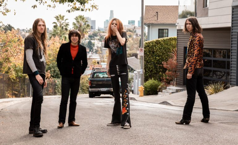Starcrawler Cover Townes Van Zandt and Flying Burrito Brothers at First Public Show Since Pandemic Began