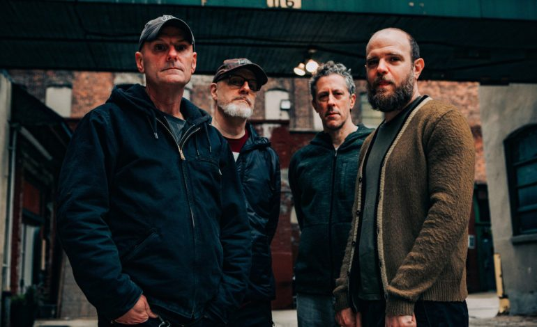 New Supergroup Featuring Unsane and Cop Shoot Cop Members Human Impact Announces Self-Titled Album for March 2020 Release