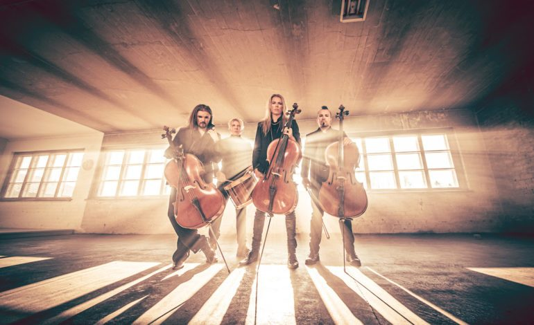 """Apocalyptica Debut Music Video for Theatrical Single """"En Route to Mayhem"""""""