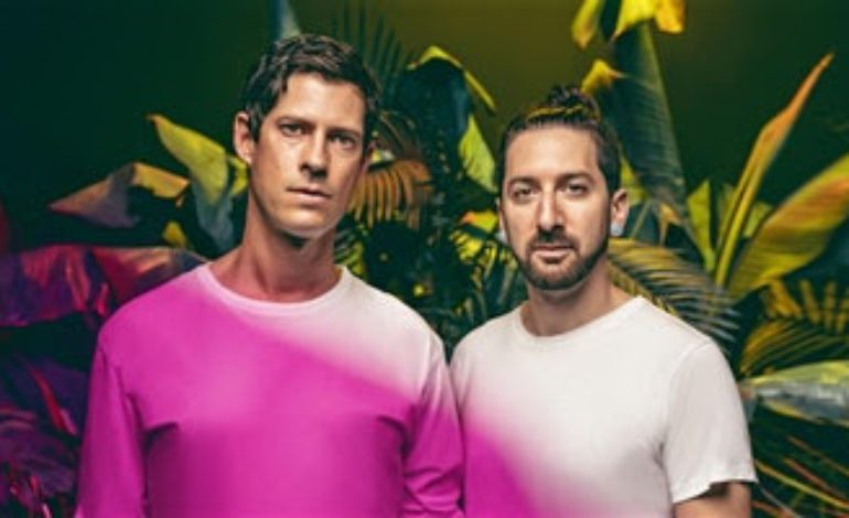 Make Sure To Catch Big Gigantic at The Met on April 10