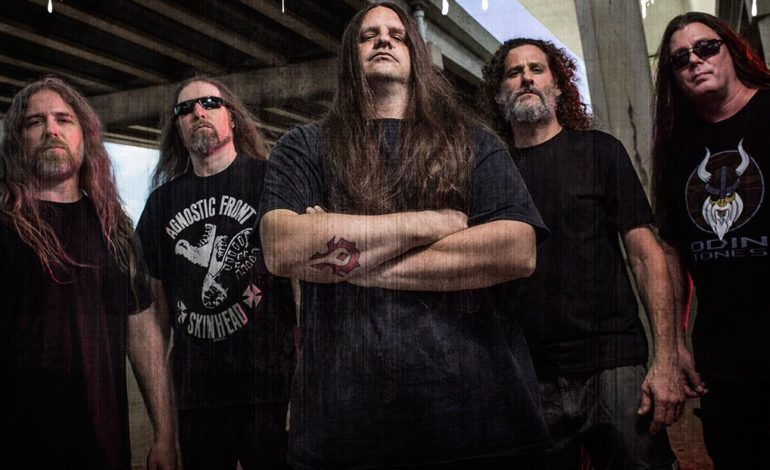 "Cannibal Corpse Officially Replaces Pat O'Brien with Ex-Morbid Angel Guitarist Erik Rutan and Shares New Song ""Inhumane Harvest"""