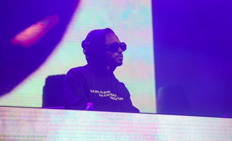KAYTRANADA to Debut BUBBA at the Warfield on 04/22