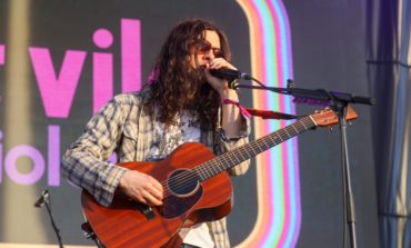 Kurt Vile Performing Live w/ Cate Le Bon at Scoot Inn 9/18