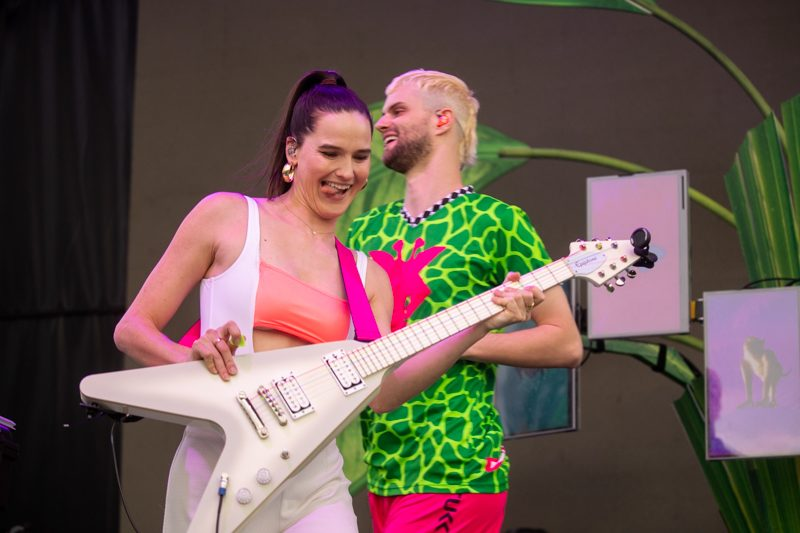 "Sofi Tukker and Icona Pop Team Up for Quarantine Era Dance Track ""Spa"""