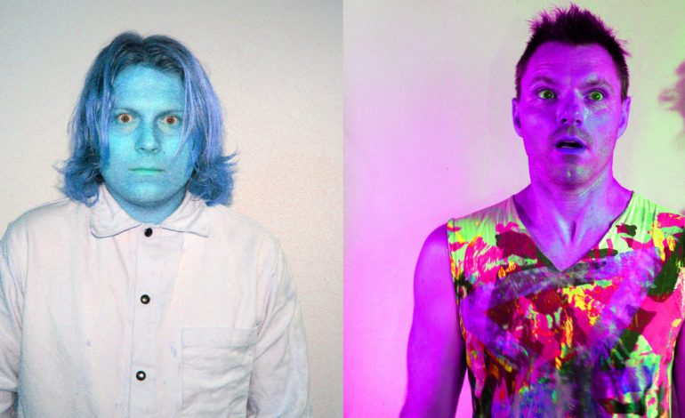 Ty Segall and Brian Chippendale of Lightning Bolt Are Wasted Shirt, Announce Collaborative Album Fungus II