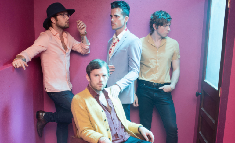 Kings of Leon Shares Previews of Five Upcoming New Songs