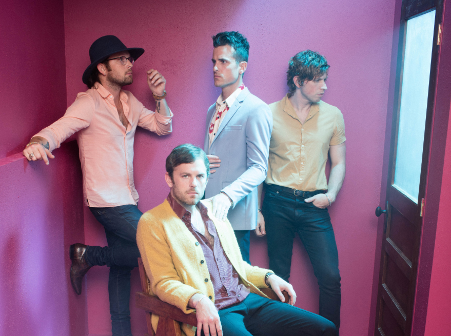 Kings of Leon Announces 2021 Tour Dates with Cold War Kids
