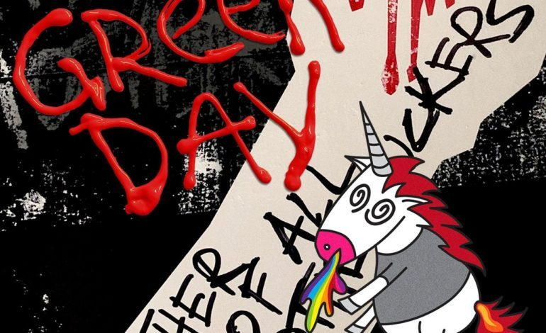 Album Review: Green Day – Father of All…