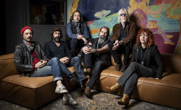 """Steve Earle & The Dukes Release A New Take on the Classic Tale """"John Henry Was A Steel Drivin' Man"""""""