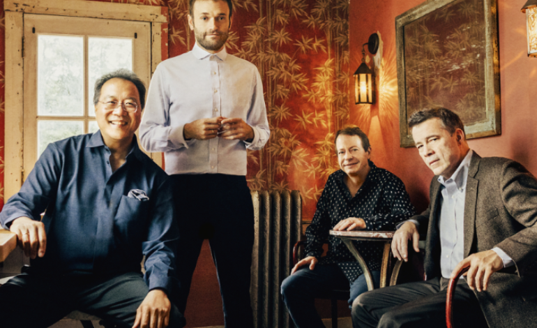 """Yo-Yo Ma And Chris Thile Announces New Album, Not Our First Goat Rodeo, For May 2020 Release And Drop New Single """"Scarcely Cricket"""""""