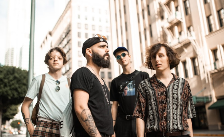 """mxdwn PREMIERE: Tribe Friday's """"Choreograph"""" Is Buzzy Guitar Pop for a Bizarre Time"""