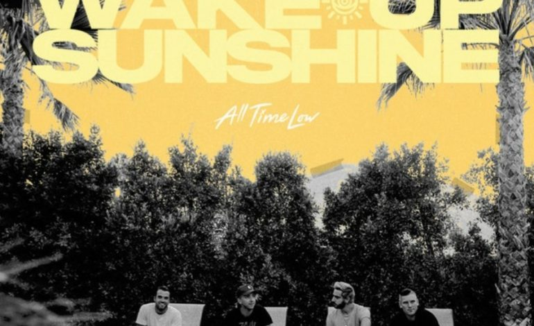 Album Review: All Time Low – Wake Up Sunshine
