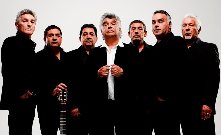Dance with the Gipsy Kings at the Greek Theatre on 8/15