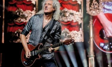 """Queen's Brian May Says He Nearly Died From a """"Stomach Explosion"""" Earlier This Year"""