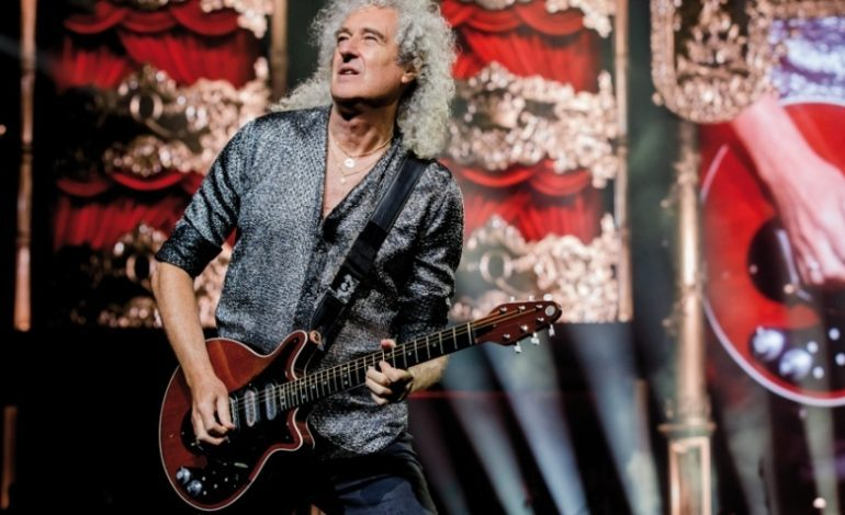 "Queen's Brian May Says He Nearly Died From a ""Stomach Explosion"" Earlier This Year"