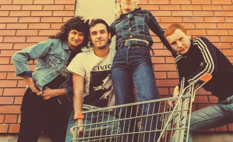 Amyl and The Sniffers Are Making The Trip From Down Under to Underground Arts