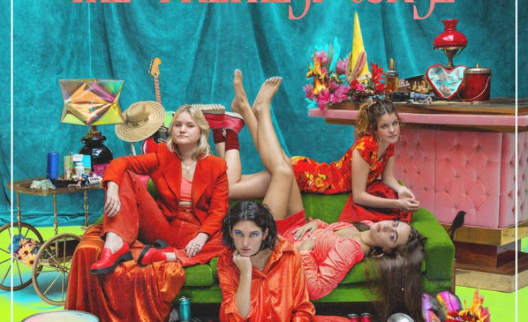 Album Review: Hinds – The Prettiest Curse