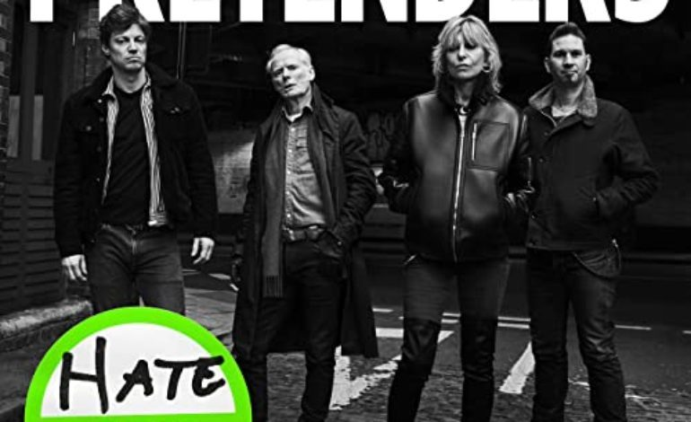 Album Review: The Pretenders – Hate For Sale