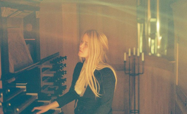 """Anna von Hausswolff Shares Soaring New Pipe Organ Song """"All Thoughts Fly"""""""