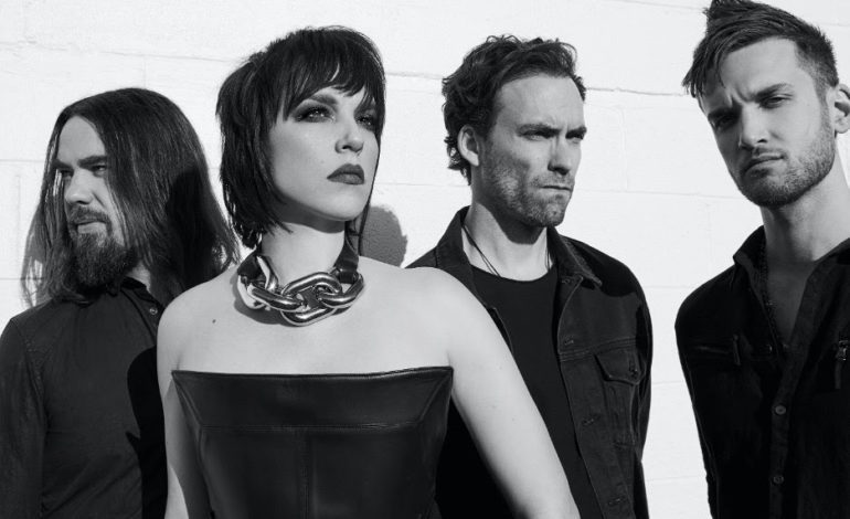 "Halestorm Releases New Song ""Break In"" Featuring Amy Lee from Reimagined EP"