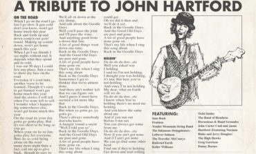Album Review: Various Artists - On the Road - A Tribute to John Hartford
