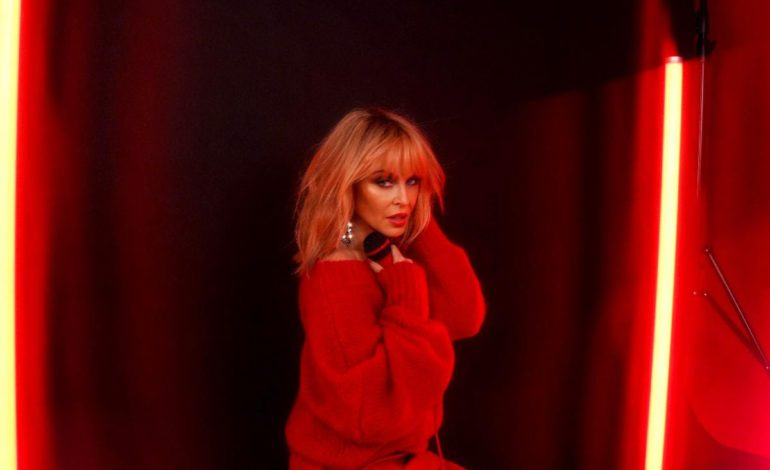 Kylie Minogue Says She Almost Collaborated with Prince