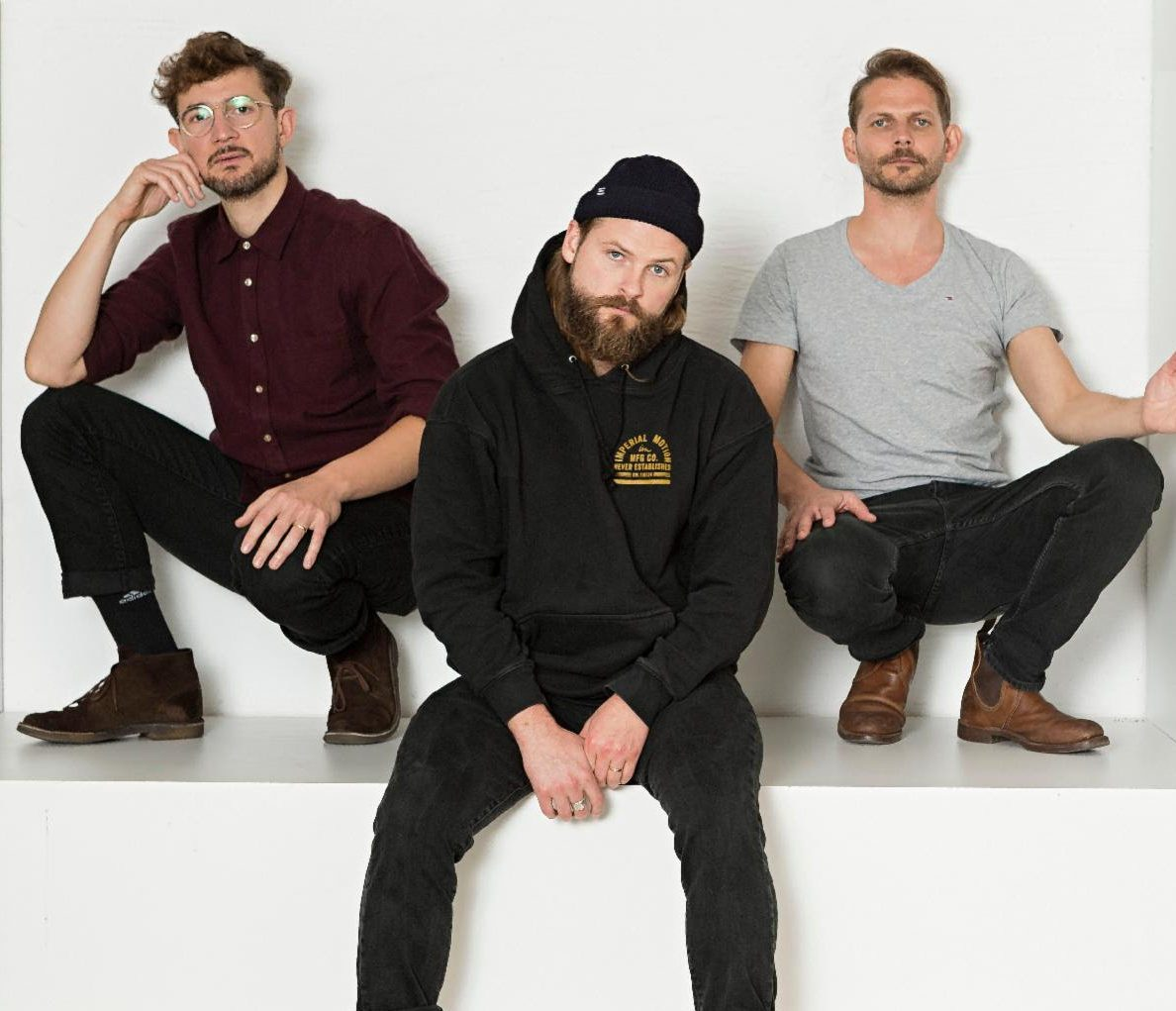 'Forget Tomorrow' and Join the Mighty Oaks at Cafe du Nord on 12/1