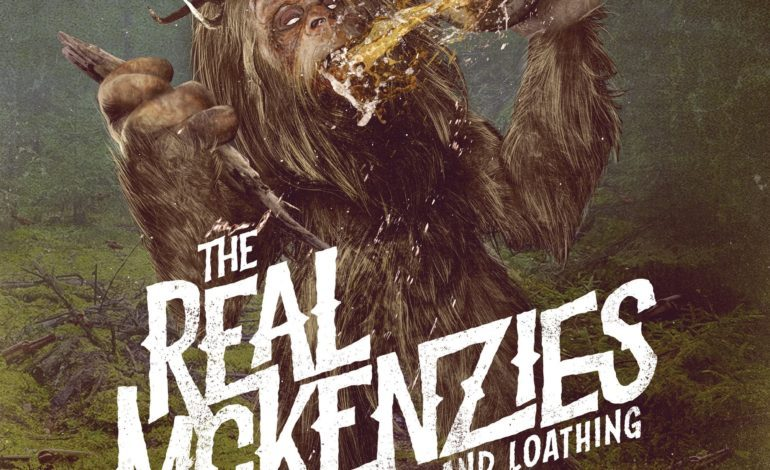 Album Review: The Real McKenzies – Beer and Loathing