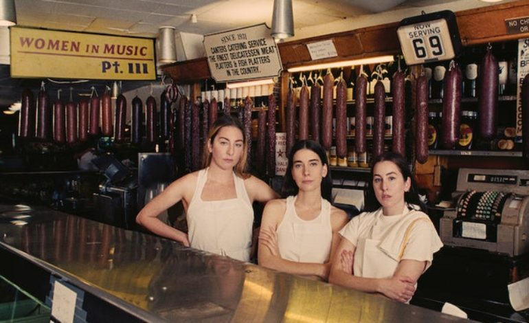 Album Review: HAIM – Women In Music Pt. III