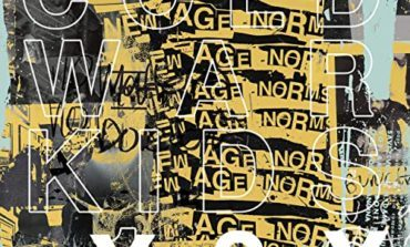Album Review: Cold War Kids - New Age Norms 2