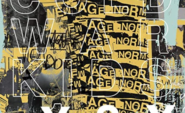 Album Review: Cold War Kids – New Age Norms 2
