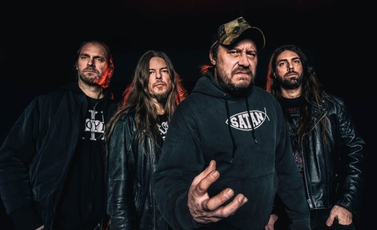 Entombed A.D. Vocalist LG Petrov Diagnosed with Rare, Aggressive and Incurable Cancer