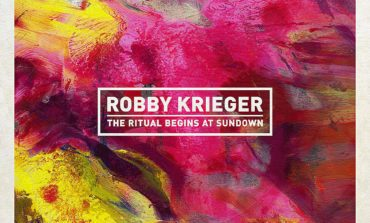 Album Review: Robby Krieger - The Ritual Begins At Sundown