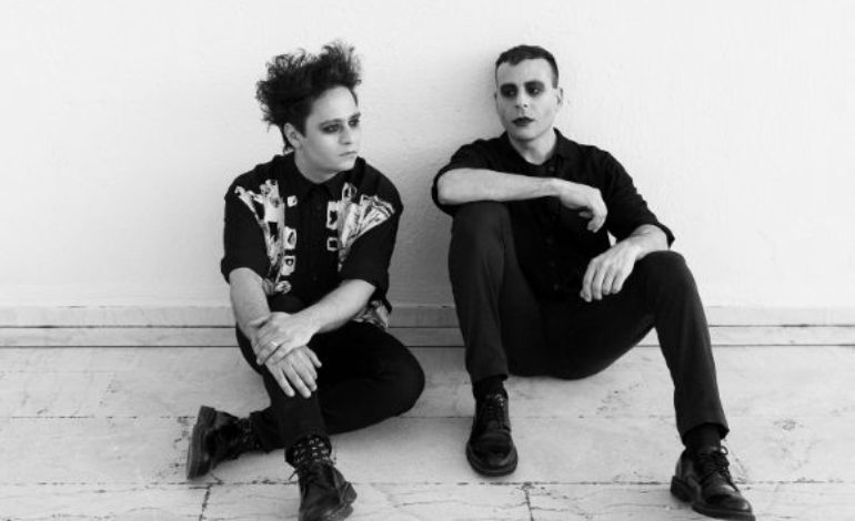 A Night of Dark Wave With She Past Away at The Regent Theater 9/16/20