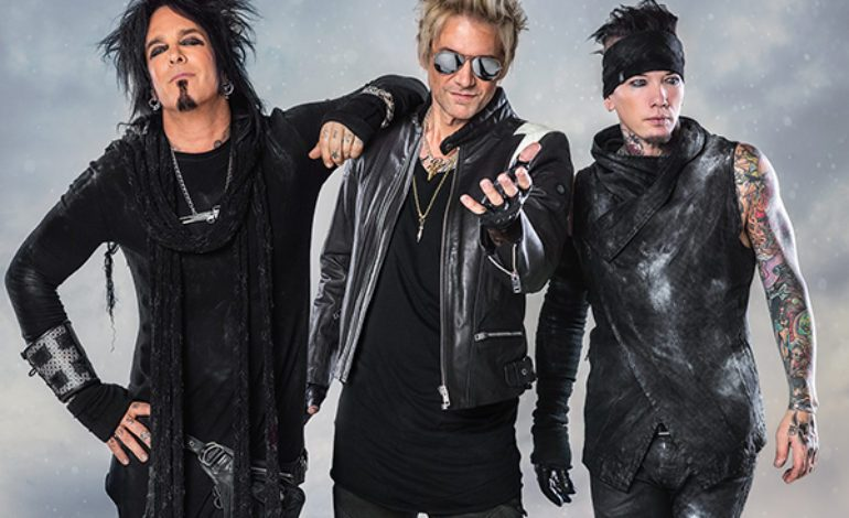 """Slash, Corey Taylor, Tommy Vext of Bad Wolves, Joe Elliott of Def Leppard and More Feature on New Song from Nikki Sixx's Sixx: A.M. """"Maybe It's Time"""" Charity Single Benefitting the Opioid Crisis"""