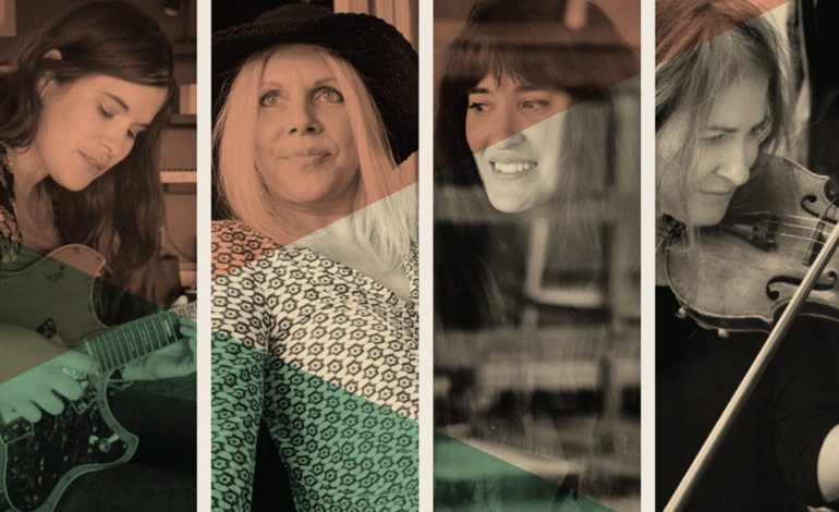 """Tanya Donelly and The Parkington Sisters Share New Song """"You Will Be Loved Again"""""""