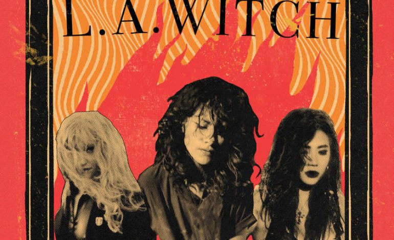 Album Review: L.A. Witch – Play With Fire