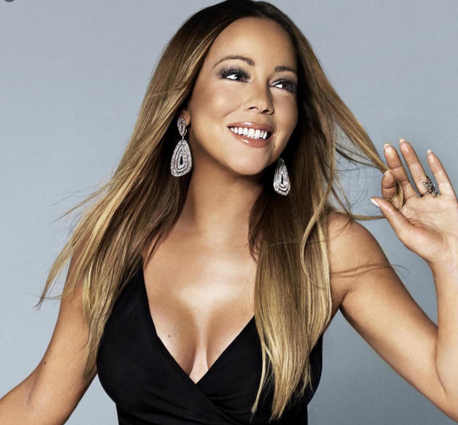 Mariah Carey Reveals She Made an Alt-Rock Album Shelved By Her Label Under the Name Chick in 1995