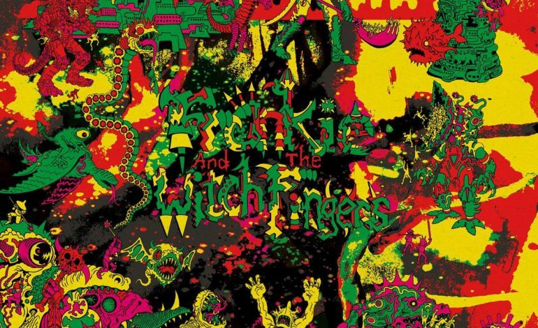 Album Review: Frankie and the Witch Fingers – Monsters Eating People Eating Monsters