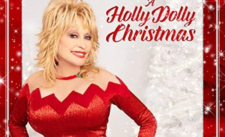 Album Review: Dolly Parton – A Holly Dolly Christmas