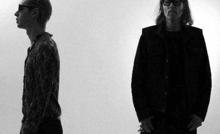 Mark Lanegan and Joe Cardamone of The Icarus Line Announce New Project Dark Mark vs. Skeleton Joe and Preview New Music for March 2021 Release