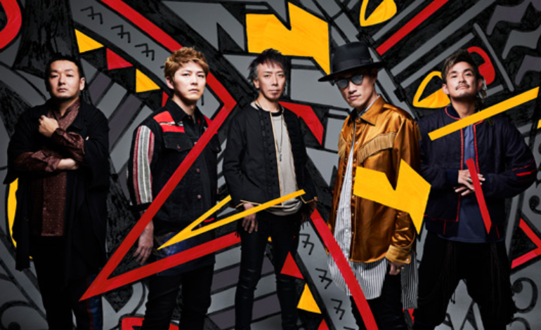 See Japanese Rockers FLOW on their World Tour at City National Grove of Anaheim 6/7/21