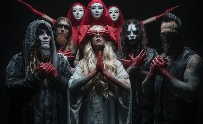 """Maria Brink of In This Moment and Andy Biersack of Black Veil Brides Team Up on New Song """"Meet Me In The Fire"""" from Dark Nights: Death Metal Soundtrack"""