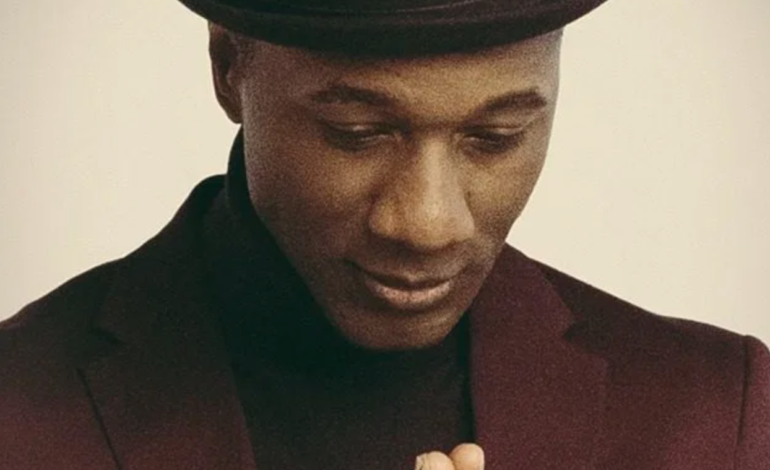 Album Review: Aloe Blacc – All Love Everything