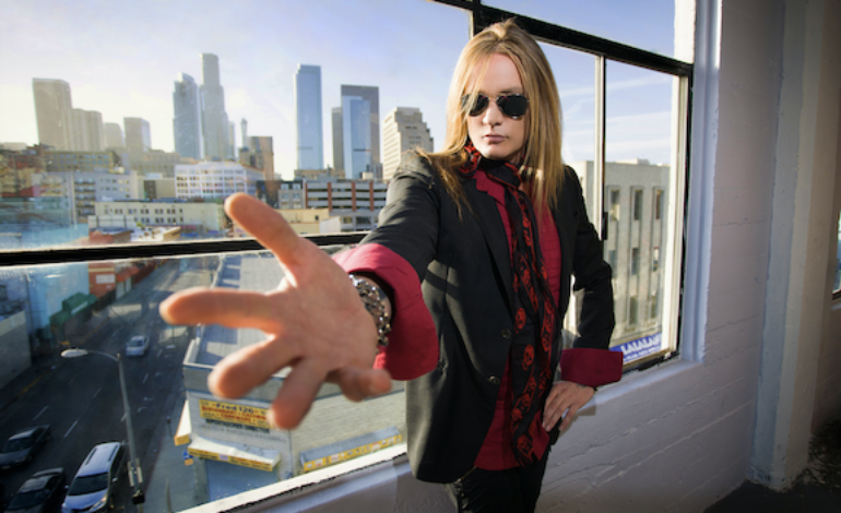 Rock Out With Sebastian Bach at The Fonda Theatre 7/18/21