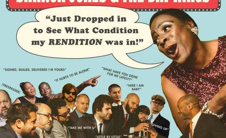 Album Review: Sharon Jones & The Dap Kings – Just Dropped In (To See What Condition My Rendition Was In)