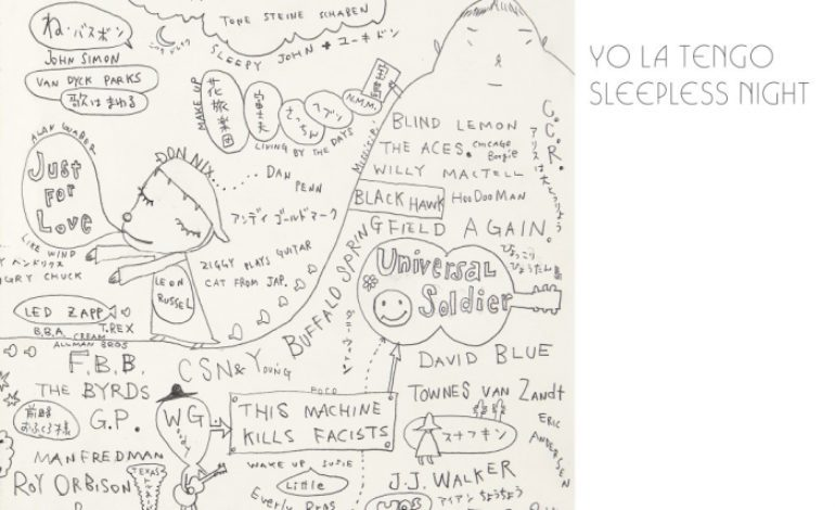 Album Review: Yo La Tengo – Sleepless Night