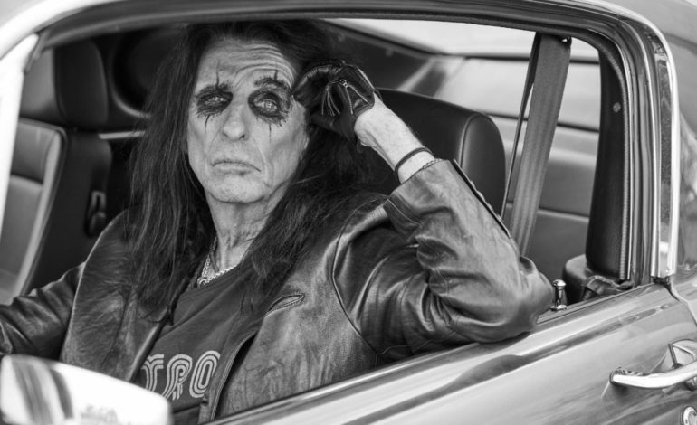 "Alice Cooper Celebrates His Birthday With Wicked New Single ""Social Debris"""